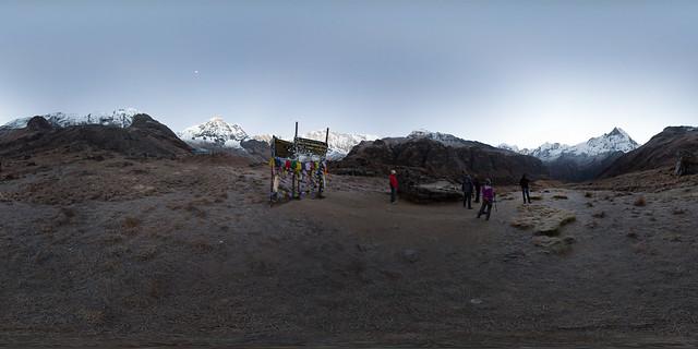 Annapurna Base Camp 360º, Annapurna Sanctuary @ Nepal