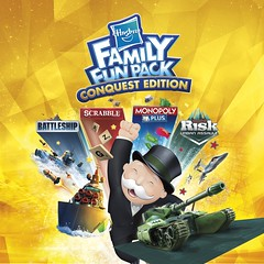 Hasbro Family Fun Pack – Conequest Edition