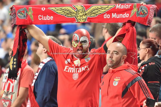 Benfica- Dínamo Kiev (1-0)