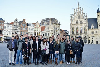 History of Human Rights in Mechelen