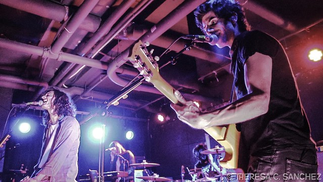 CRX at U Street Music Hall, Washington, D.C. 11/16/16