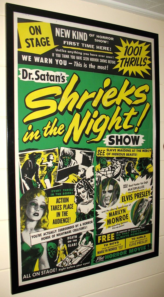 shrieksinnightshow