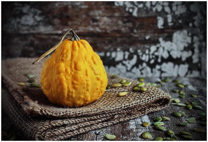 ...little studded pumpkin