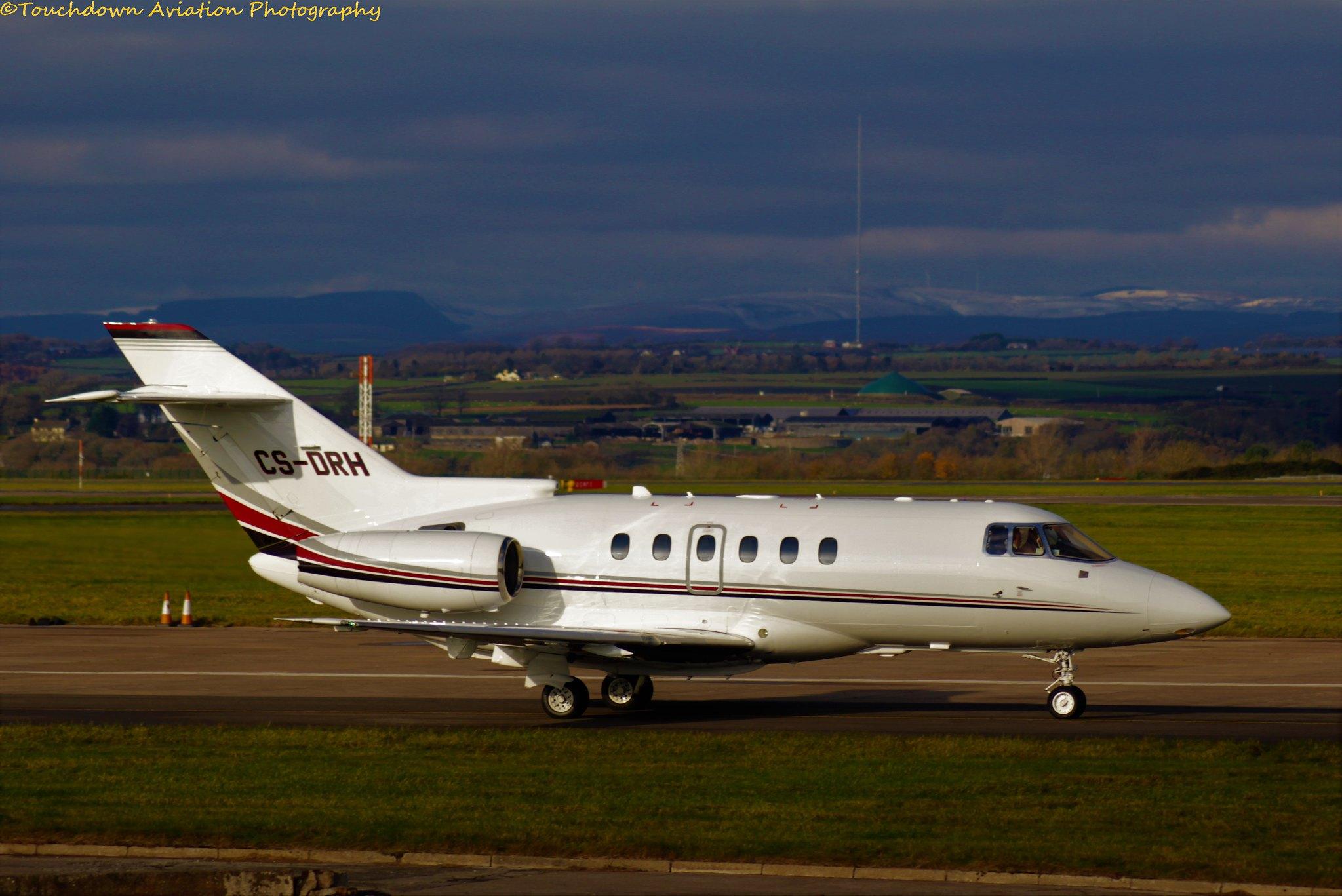 Hawker 800XPCS-DRH 20NOV16