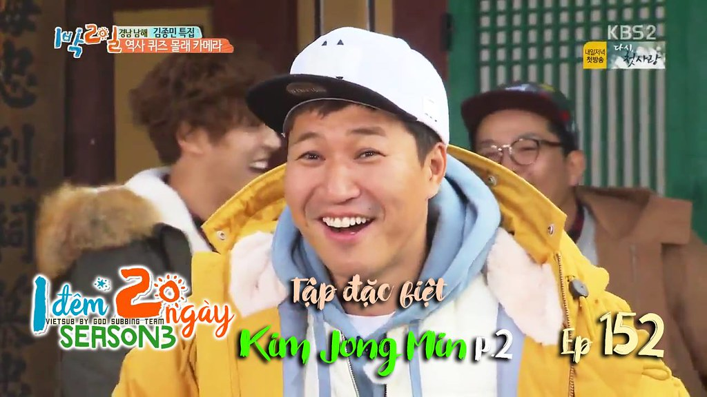 [Vietsub] 2 Days 1 Night Season 3 Ep 152
