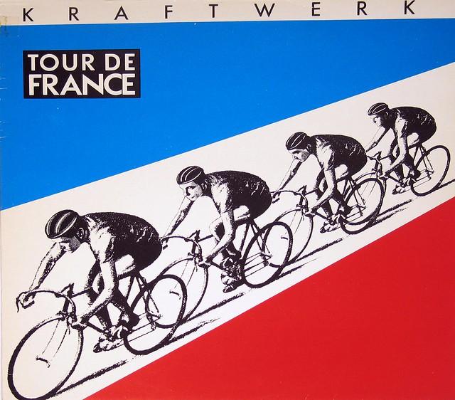 "Kraftwerk Tour de France 12"" Maxi Single"