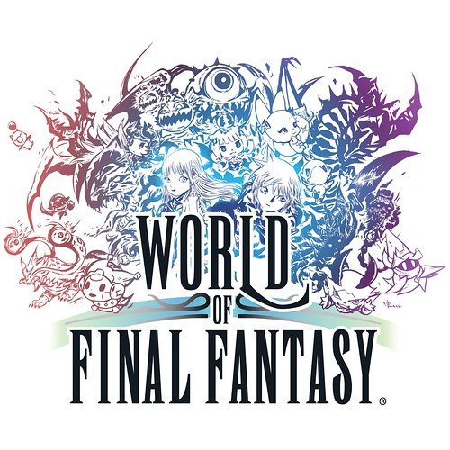 World of Final Fantasy: Day 1 Edition
