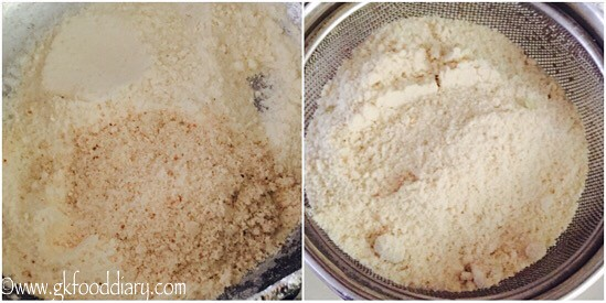Poha Cereal Powder Recipe for Babies, Toddlers and Kids - step 6