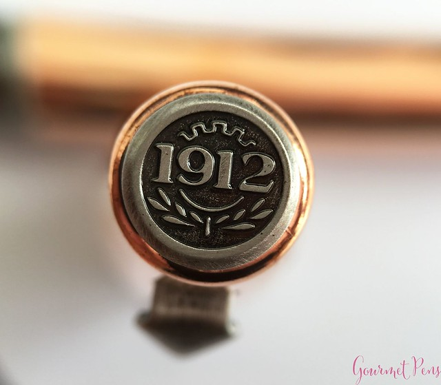 Review Montegrappa Fortuna Copper Mule Fountain Pen @PenChalet @Montegrappa 1912 16
