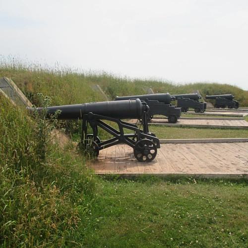 Cannonry #pei #charlottetown #victoriapark #princeedwardbattery #latergram #cannon