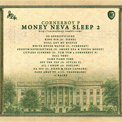 Money Neva Sleep 2 (Back)