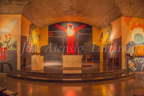 Santuario de Arantzazu #DePaseoConLarri #Flickr -2941