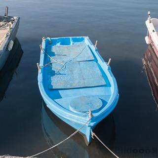 Boat on Corfu