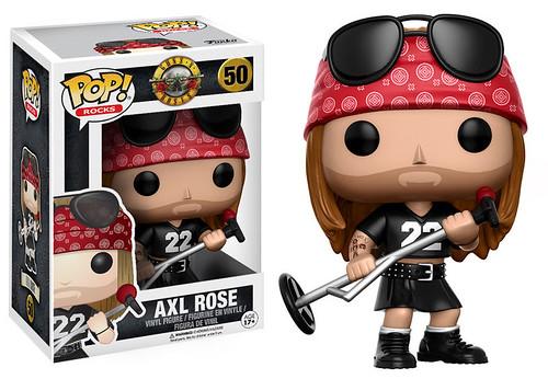 Guns n Roses Axel