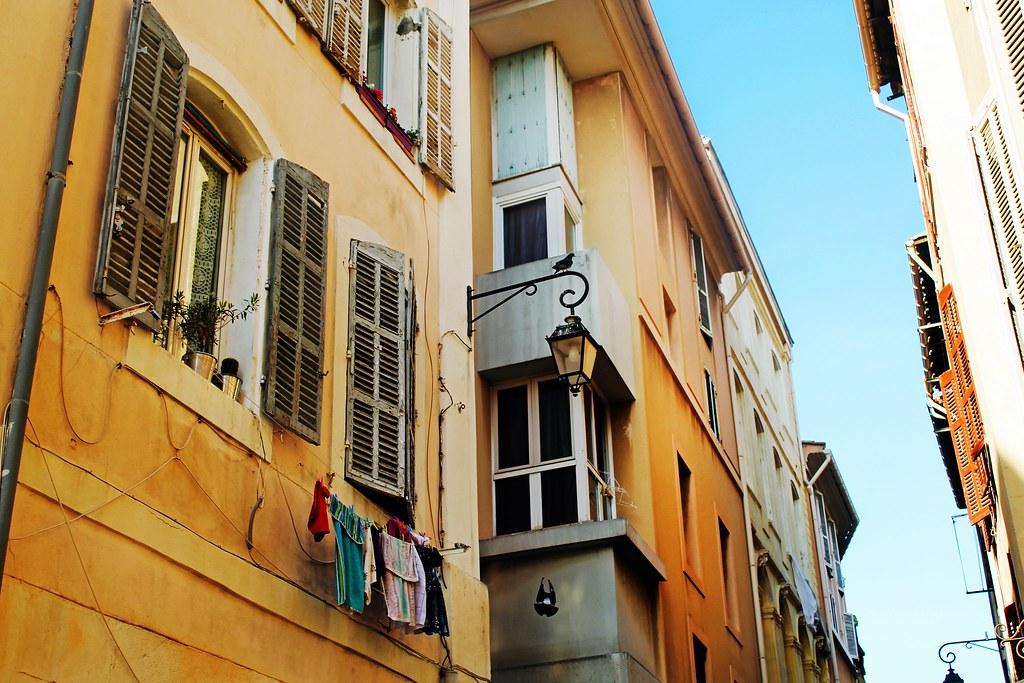 Drawing Dreaming - roteiro Provença - visitar Marselha - Panier
