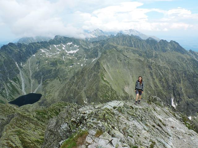 Krivan peak, High Tatras, Slovakia