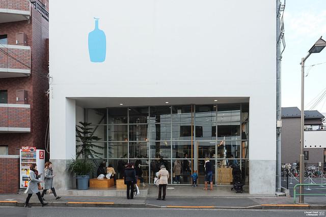 藍瓶咖啡 清澄白河店