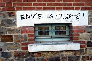 Envie de liberté!
