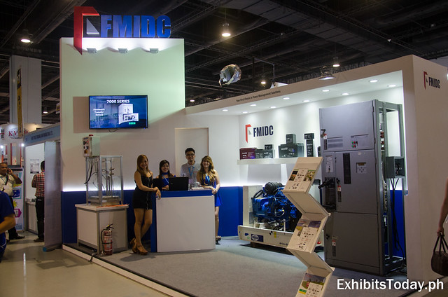 FMIDC Exhibit Stand