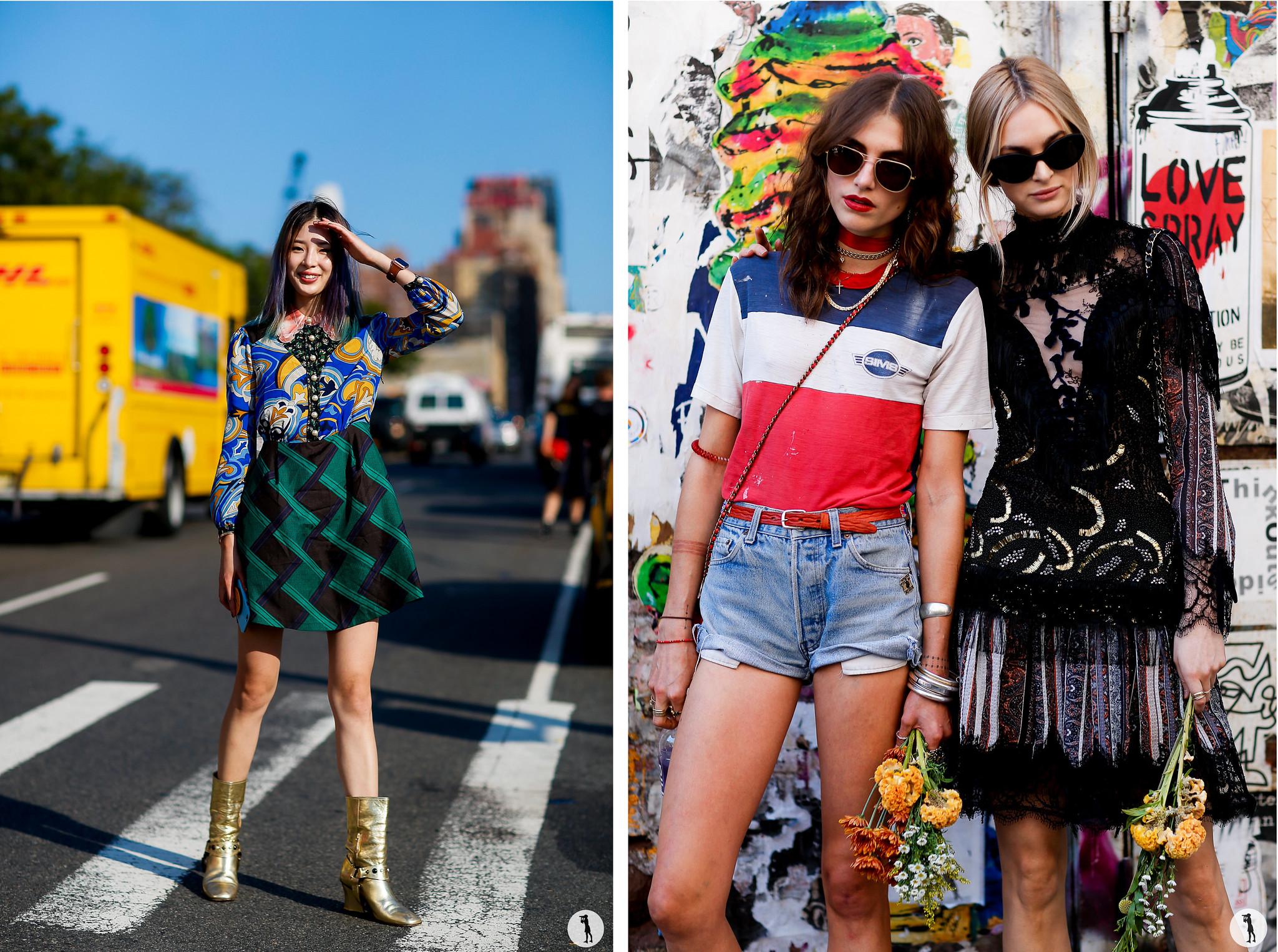 Street Style, NYFW SS17
