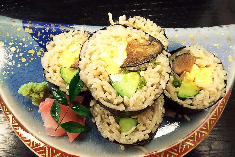 出石蕎麦 田中屋 そば寿司