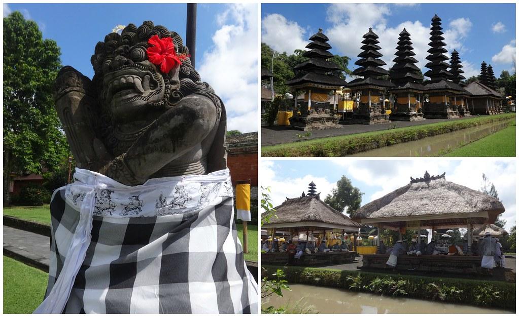 Świątynie na Bali