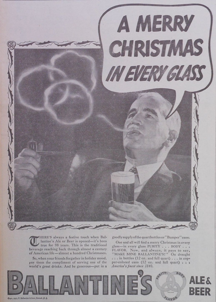 Ballantine-1937-xmas-glass
