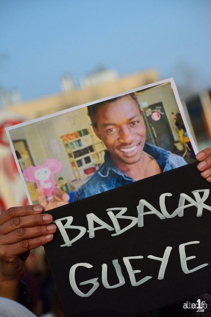 [03 Décembre 2016] – Un jour, une photo… Marche en hommage à Babacar Guèye