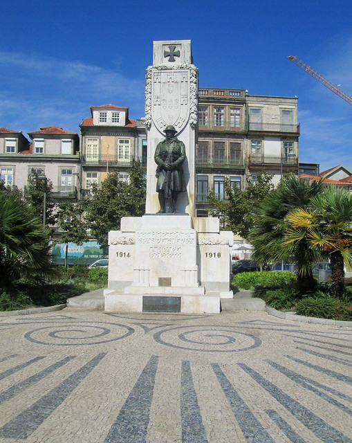 Porto War Memorial