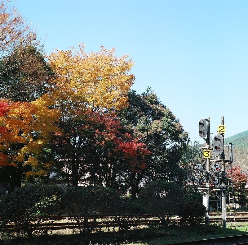 Yufuin Station|由布院駅
