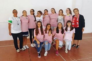 """Noicattaro. """"Girl's Football"""" alla Gramsci-Pende front"""