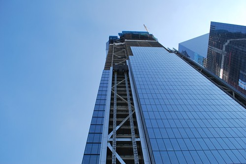 3 World Trade Center Curtain Wall