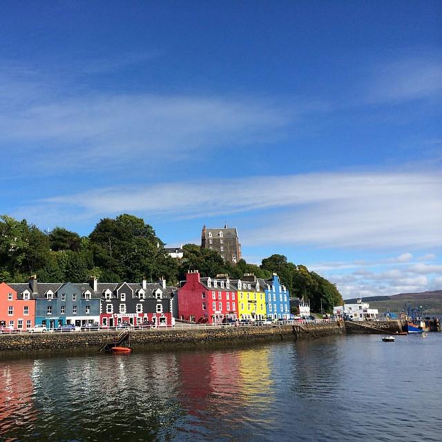 Tobermory #tobermory #island #mull #ig_europe #iheartscotia #igersscotland #scots #scotland #voteyes