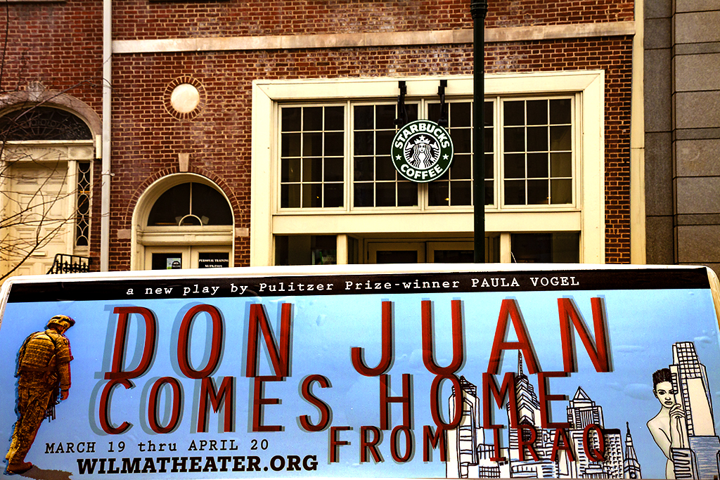 DON JUAN COMES HOME FROM IRAQ--Center City 2