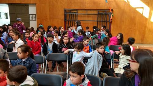 Circo para Pre-kinder a 6° Básico 2016