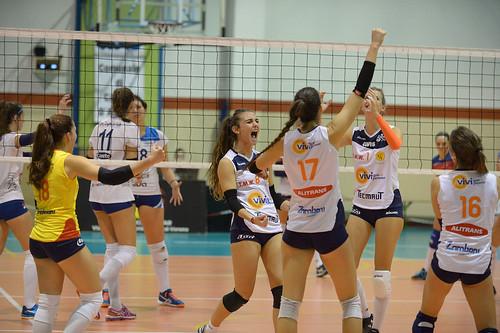 VIVIgas Arena Volley - ITAS Martignacco