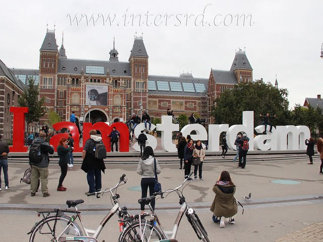 Amsterdam Letters