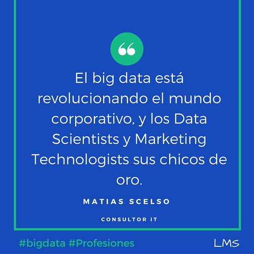 La revolución corporativa del Big Data