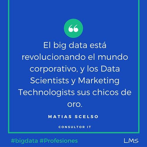 La revolución corporativa del Big Data
