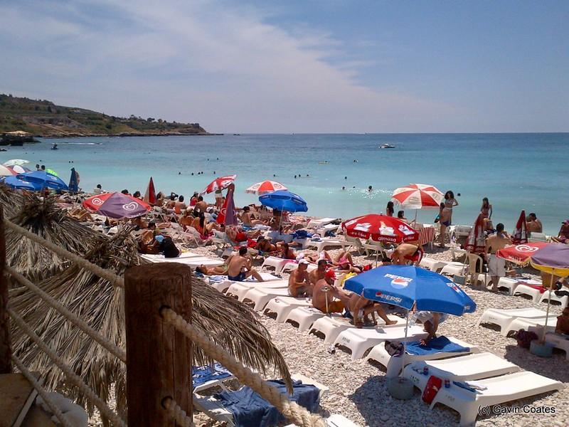 White Stone Beach