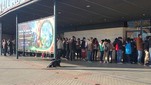 NEW & RETRO Valladolid GAME FESTIVAL  2016 Resumen  *Mónica Martínez ASOFED / k Eventos y Producciones