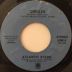 ATLANTIC STAR:CIRCLES(LABEL SIDE-A)