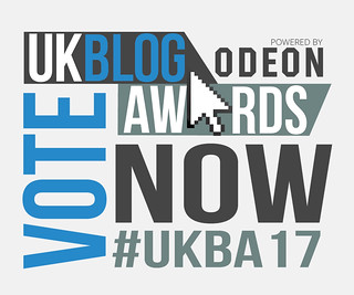 Vote for Not Dressed As Lamb in the 2017 UK Blog Awards