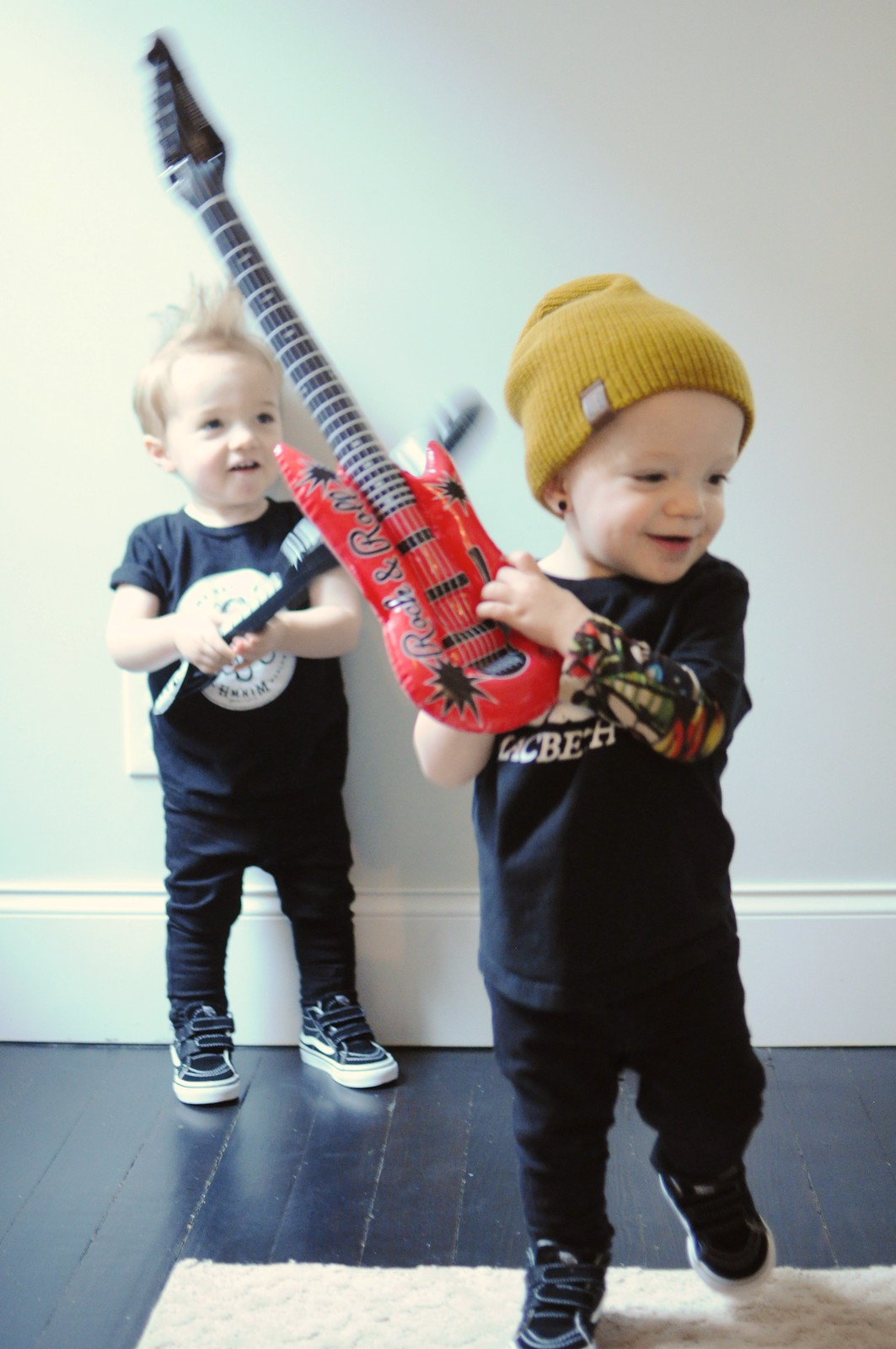 The Brothers May as Blink-182