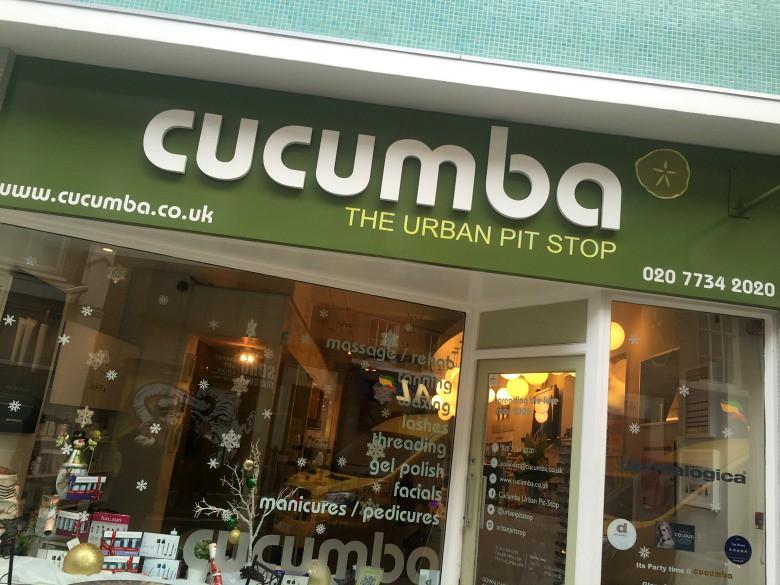 Cucumba, The Urban Pit Stop