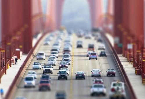 Місто автомобілі