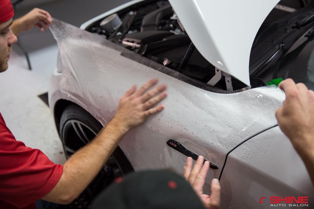 BMW M2 receives XPEL! - BMW M2 Forum
