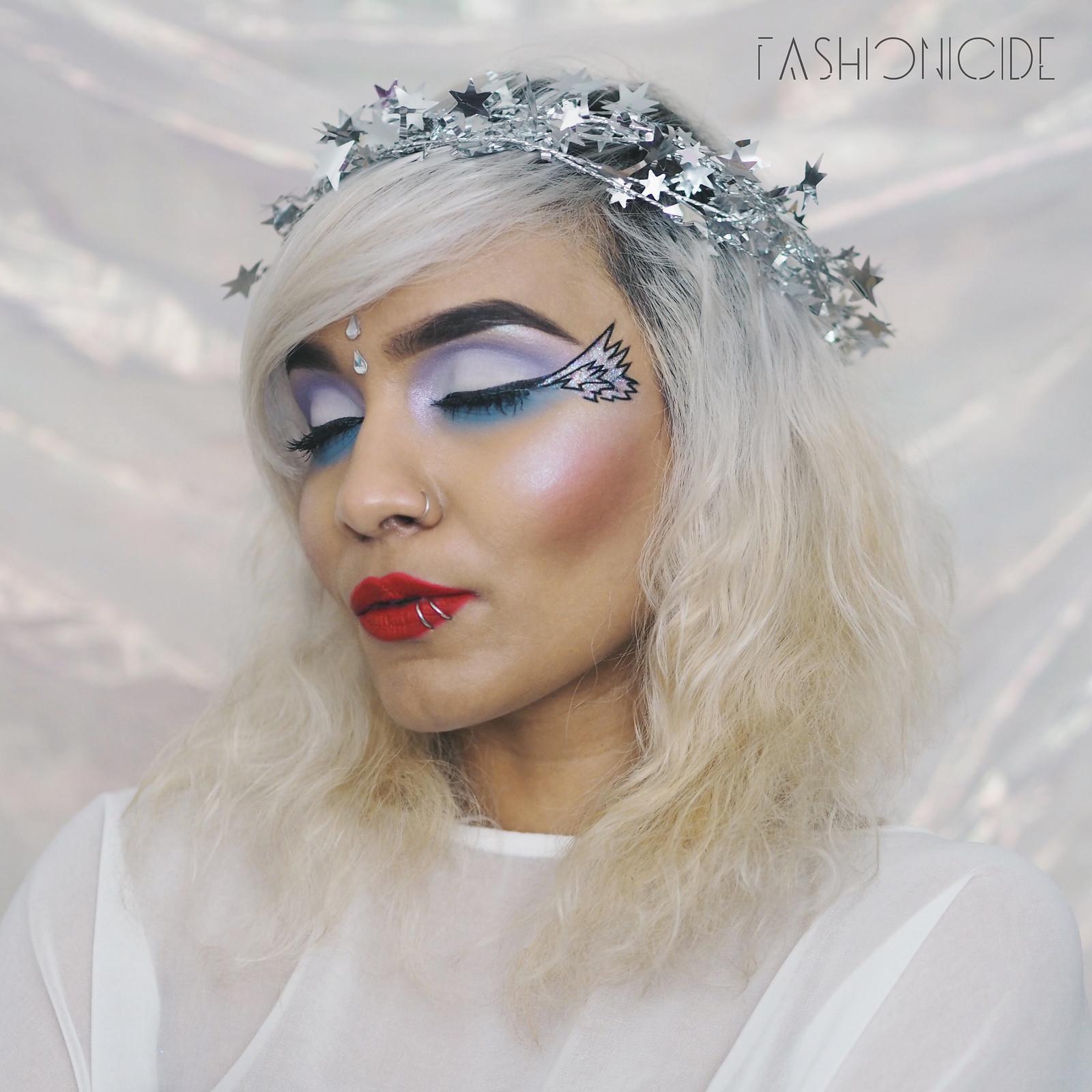 Angel Wings Eyeliner 2