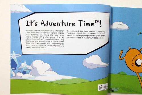 LEGO Ideas Adventure Time (21308)