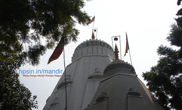 माँ दुर्गा मंदिर (Maa Durga Mandir) - Block-F Gali Number 1, Janta Garden Pandav Nagar, New Delhi - 110091 Delhi New Delhi